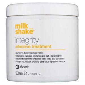 Milk Shake, Integrity
